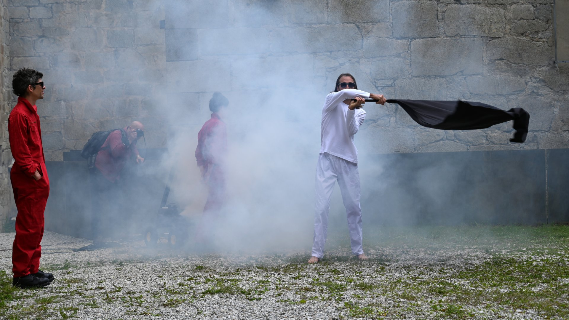 Opferung_ExperimentalSetup_Festung_franzenfeste2021_hic_sunt_dragones_Aktion_3